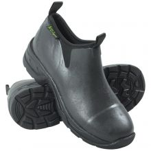 Michigan Slip On Neoprene Ankle Boots Equestrian Stable Yard Shoes