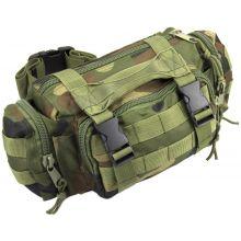 Nitehawk MOLLE Bum Bag/Waist Pack - CAMO
