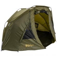 Michigan 1-2 Man Bivvy Brolly Shelter, Carp Fishing Overnight Waterproof Tent