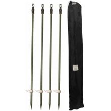 Nitehawk 4 x Hide Pole Set