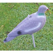 Nitehawk Pigeon Decoy - FULL BODY FLOCKED