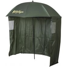 Michigan Fishing Umbrella With Sides And Windows - 75 INCH