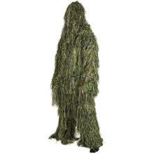 Nitehawk Camouflage Kids Ghillie Suit - LARGE 10-12 YRS