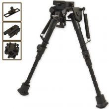 Nitehawk Adjustable Air Rifle Gun Bipod