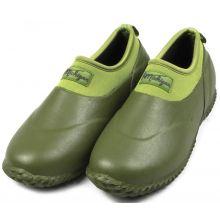 Michigan Garden Boot GREEN - SIZE 9