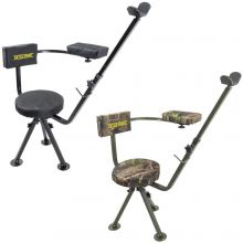 Nitehawk 360 Swivel Padded Shooting Chair