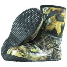 Nitehawk Camouflage Neoprene Fishing/Hunting Half Height Wellington Boots
