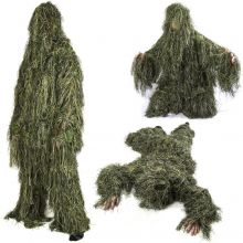 Nitehawk Camouflage Adults Ghillie Suit