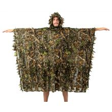 Nitehawk Multipurpose Adults 3D Leaves Camouflage Cape Suit Camo Hunting Poncho