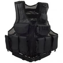 Nitehawk Tactical Assault Vest - BLACK