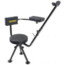 Nitehawk Shooting Chair - BLACK