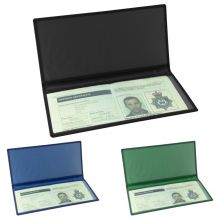 Nitehawk Double Shotgun & Firearm Licence Certificate Holder Wallet, 3 Colours