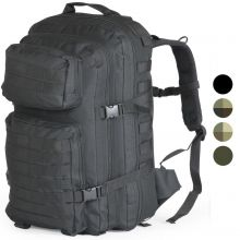 Nitehawk 40 Litre Molle Assault Pack Backpack/Rucksack