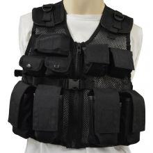 Nitehawk Kids Assault Vest - BLACK