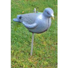 Nitehawk Pigeon Decoy - FULL BODY PAINTED