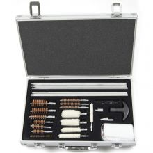 Nitehawk Gun Cleaning Set in Metal Case
