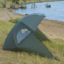 Michigan Carp/Sea Fishing Umbrella Shelter Bivvy