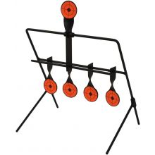 Nitehawk Self Resetting Spinner Air Rifle Metal Practice Shooting Target Set