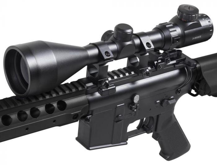 Air Rifle Scope – 3-9x56